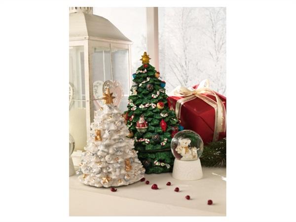 Albero Di Natale Con Foto.Brandani Gift Group S A S Carillon Albero Di Natale Con Musica E Movimento Ceramica 17 5x17x29 5h Cm Acquista Su Ferramenta Vanoli
