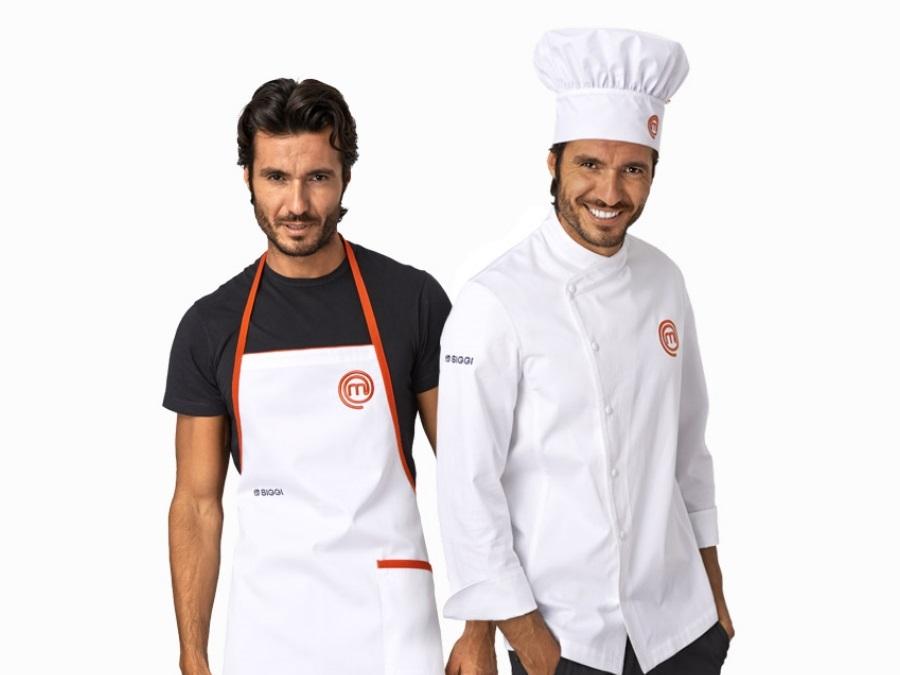 reputable site 39b82 1c1b1 Giacca da Cuoco, Cappelli da Chef e Abbigliamento da Cucina ...