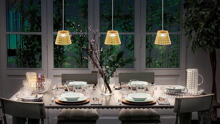Lampade guzzini eleganti e di classe acquista su ferramenta vanoli