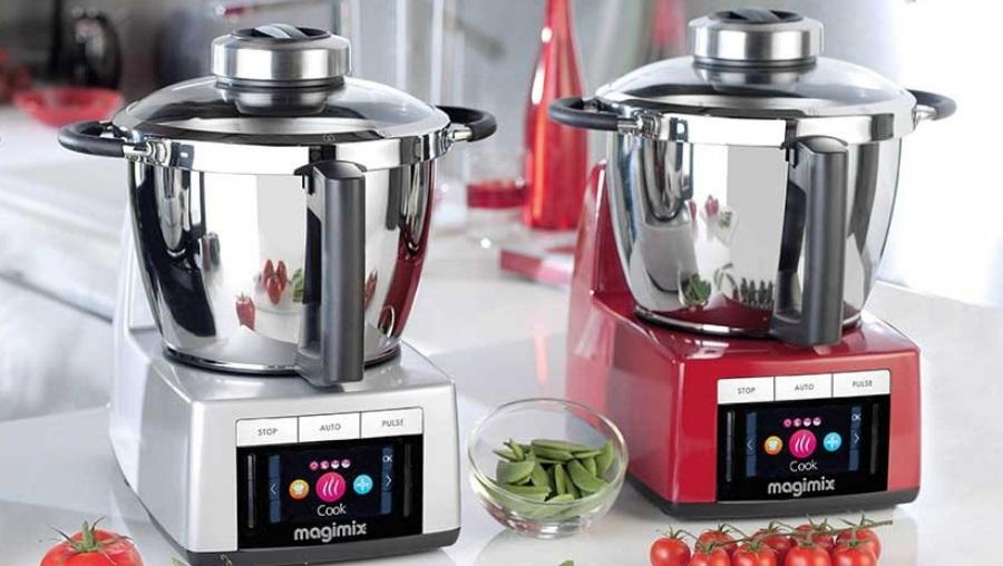 Robot da cucina Magimix: eccezionale, parola di chef