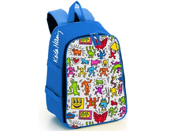 GIO STYLE Zaino termico linea Keith Haring by Gio'style