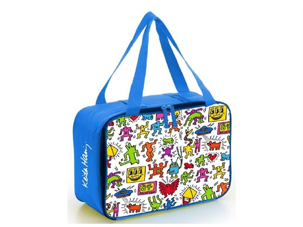 GIO STYLE Borsa termica linea Keith Haring by Gio'style