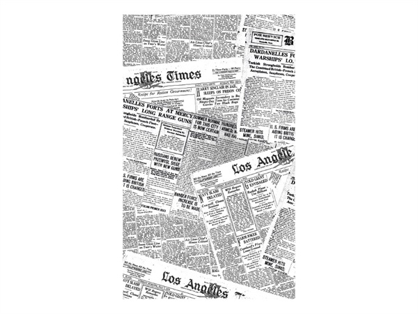 LEONE Cartine antigrasso Journal, 20x32,5 cm, 500 pezzi