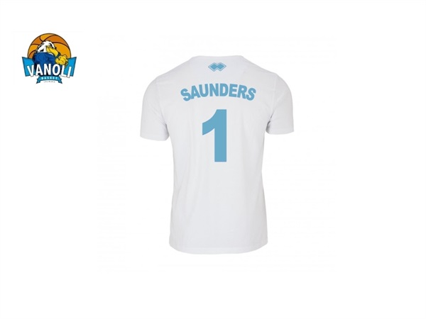 T-shirt professional 2019 SAUNDERS