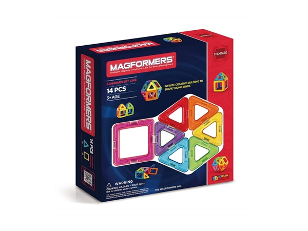 Magformers (14 pezzi)