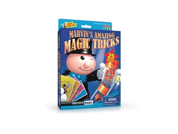Marvin's Magic - 25 trucchi di magia