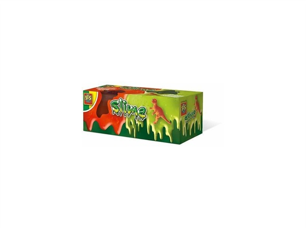 SES CREATIVE Slime Dinosauro T-Rex