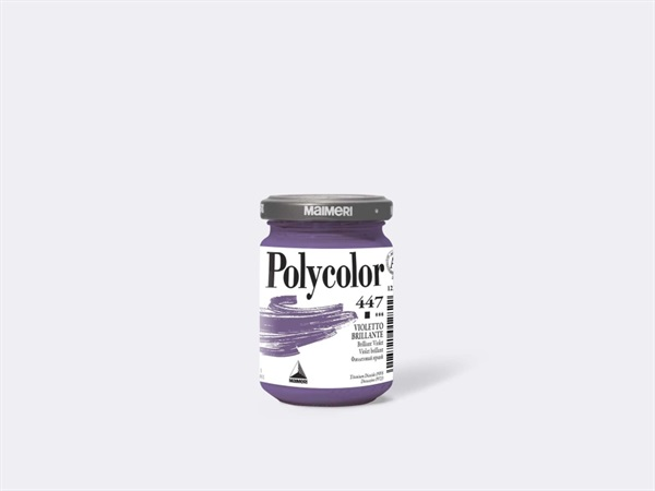 MAIMERI Acrilico polycolor 140 ml - violetto brillante