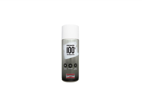 AREXONS Smalto Acrilico FONDO ANTIRUGGINE GRIGIO Spray