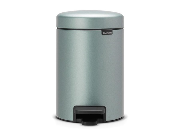 BRABANTIA PATTUMIERA A PEDALE NEW ICON METAL MINT