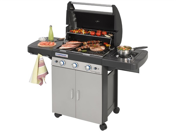 Barbecue a gas CAMPINGAZ 3 SERIES CLASSIC LS PLUS