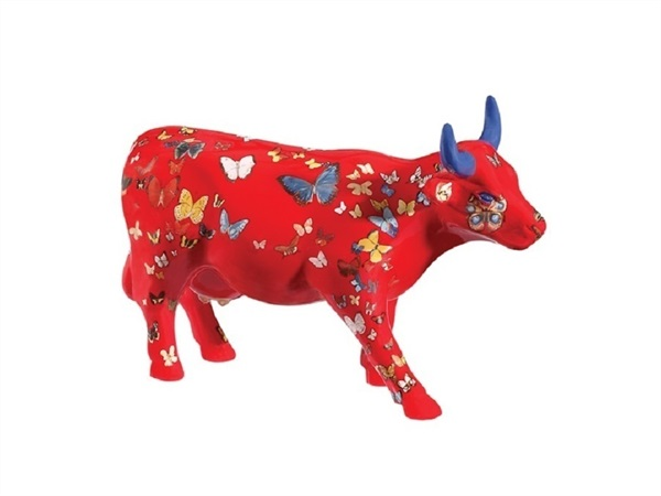 COWPARADE Klaricious Butterfly M