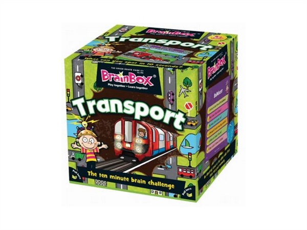 BRAIN BOX Brainbox: trasporti