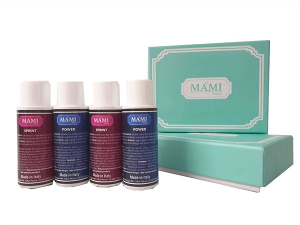 MAMI MILANO SET 4PZ TESTER 30ML ESSENZA SPORT SPRINT/POWER