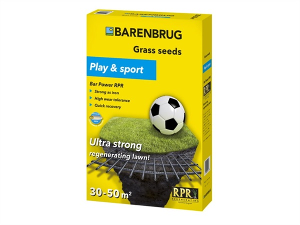 BARENBRUG ITALIA S.R.L. Bar Power RPR 1Kg