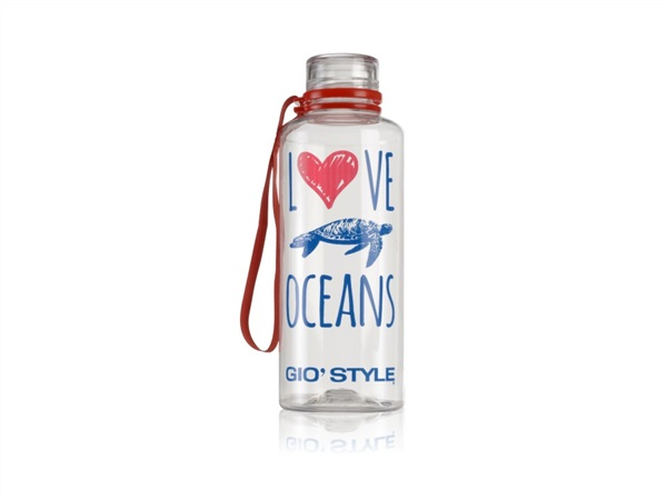 GIO STYLE Drink Bottle Love Oceans