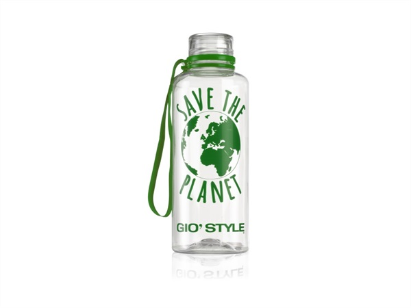 GIO STYLE Drink Bottle Save the planet