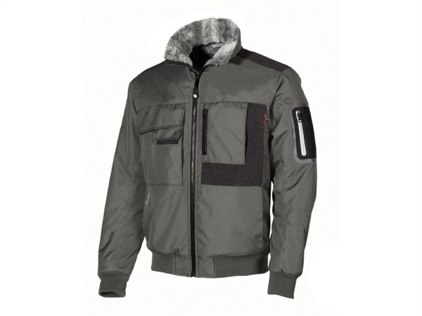 Bomber Buddy U-Power Grey Graphite HY021GG