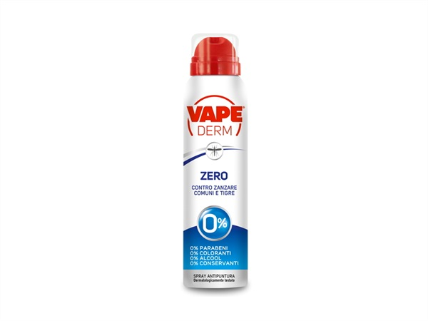 VAPE Vape derm zero, spray antipuntura, 100 ml