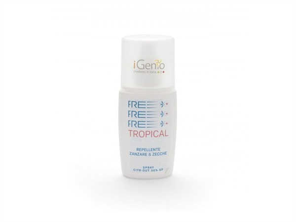 IGENIO Spray tropical 75 ml   citriodiol 30%