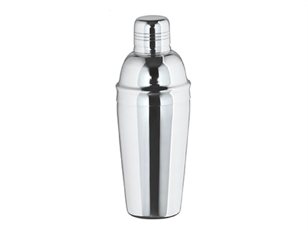 MEPRA S.P.A. Cocktailshaker Lucido 0,7 litri, 3 pezzi