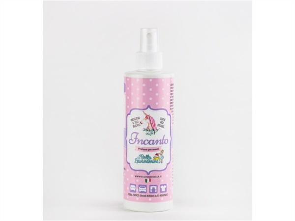 LA BELLA LAVANDERINA SPRAY TESSUTI INCANTO, 250 ml