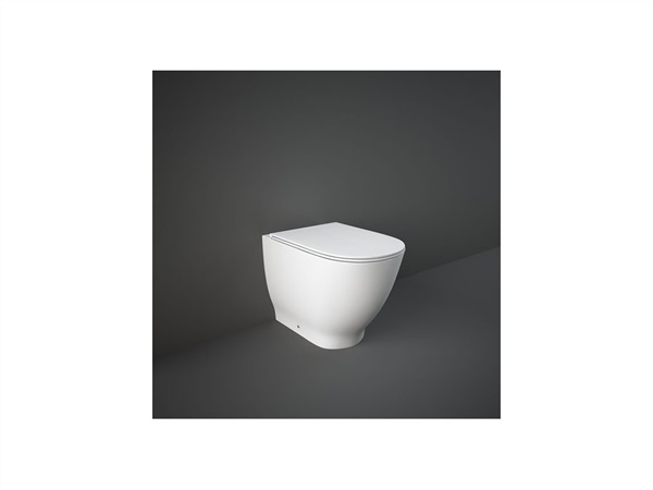 RAK CERAMICS DISTRIBUTION Rak-moon - vaso wc filomuro rimless