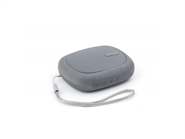 Altoparlante wireless pietra - kikkerland us135