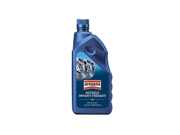 AREXONS Compress fluid - antigelo impianti frenanti, 1 L