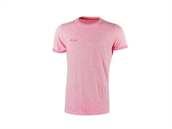 UPOWER T-SHIRT FLUO PINK