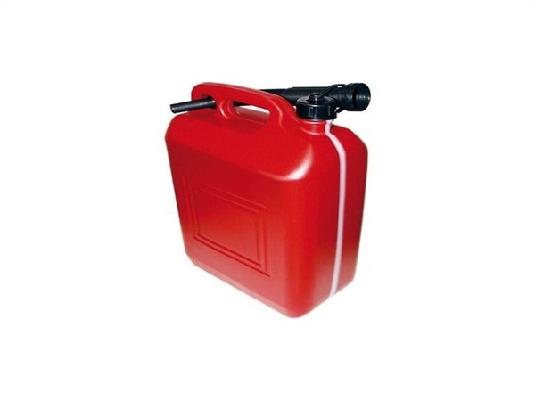 ICS SPA Canestro/tanica per carburante ics rossa