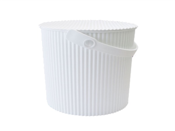 HACHIMAN Omnioutil, bucket small, bianco