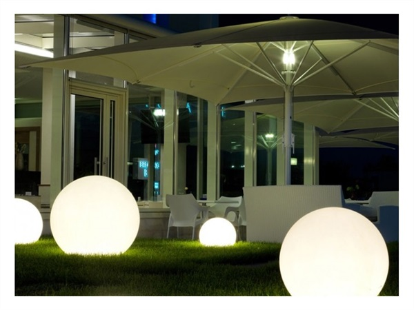 KLORIS SFERA MOON LIGHT KLORIS NEUTRA - KIT LUCE NON COMPRESA