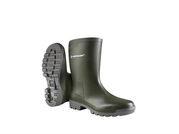 separation shoes e8f0b ad17a Stivale Hobby Calf Retail Verde/Grigio