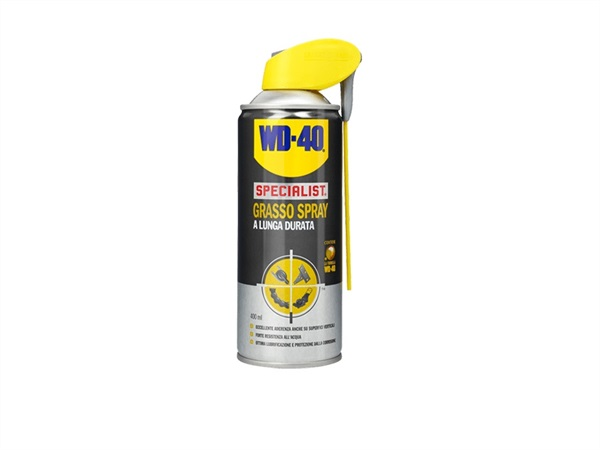 Grasso Spray WD-40® Specialist® a lunga durata, spray da 400 ml