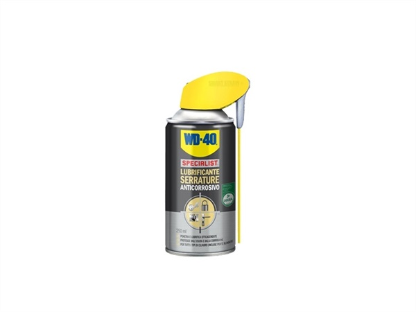 Lubrificante Serrature wd-40® specialist® Anticorrosivo, 250 ml