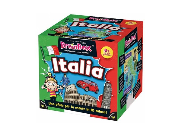 BRAIN BOX Brainbox: Italia