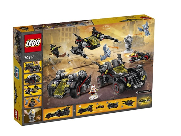 Lego batman Ultimate batmobile 70917