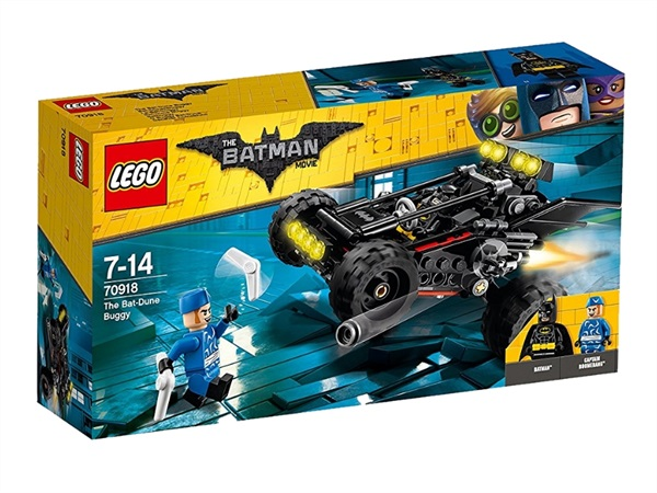 Lego Batman Bat-Dune Buggy 70918