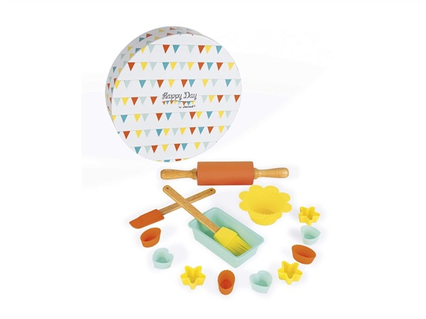 JANOD KIT PER DOLCI IN SILICONE