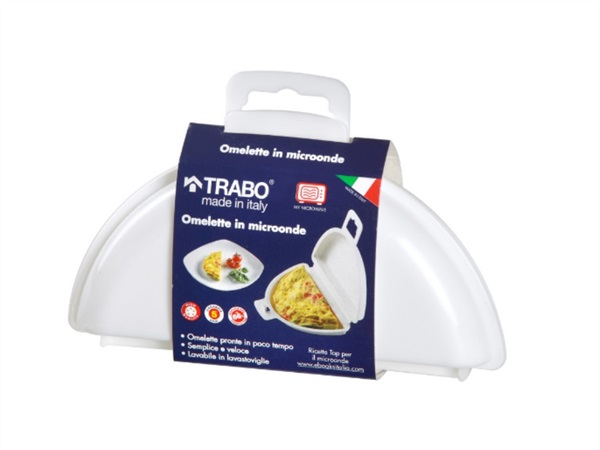 TRABO Omelette per microonde