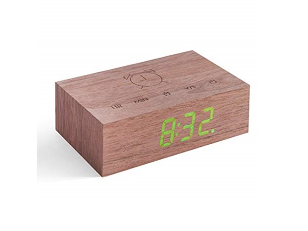 GINGKO Flip click clock color noce