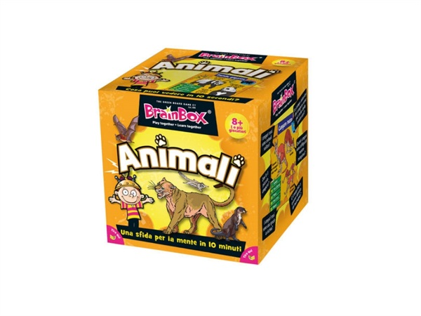 BRAIN BOX Brainbox: animali