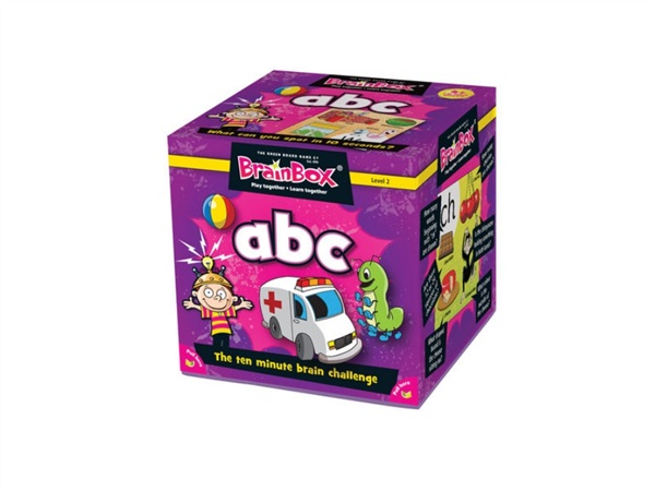 BRAIN BOX Brainbox: abc