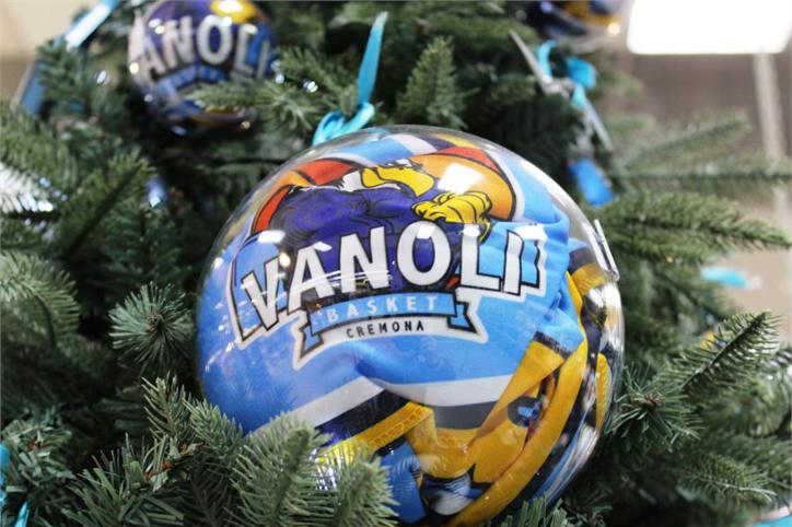 Promozione di Natale Vanoli Basket