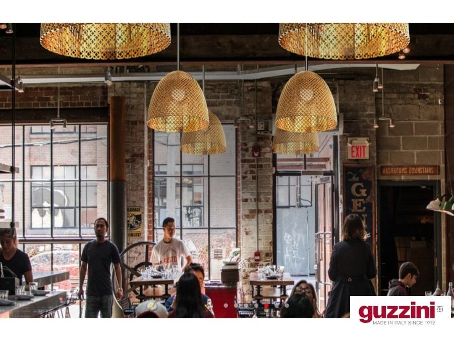 Guzzini illuminazione per esterni outdoor general lighting