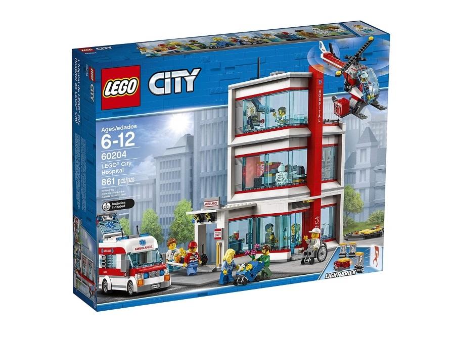 Lego lego city ospedale acquista su ferramenta vanoli