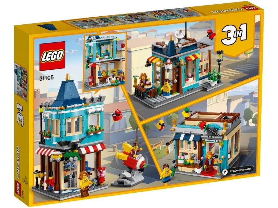 canvas Suspect garlic  Lego lego creator - negozio di giocattoli 31105   acquista su ferramenta  vanoli