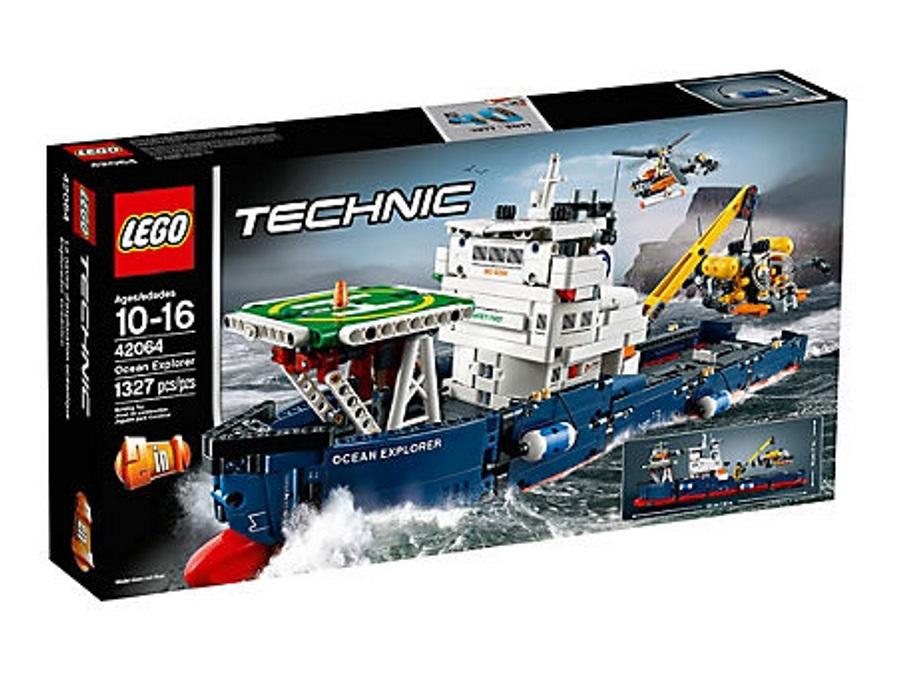Lego lego technic esploratore oceanico 42064 acquista su