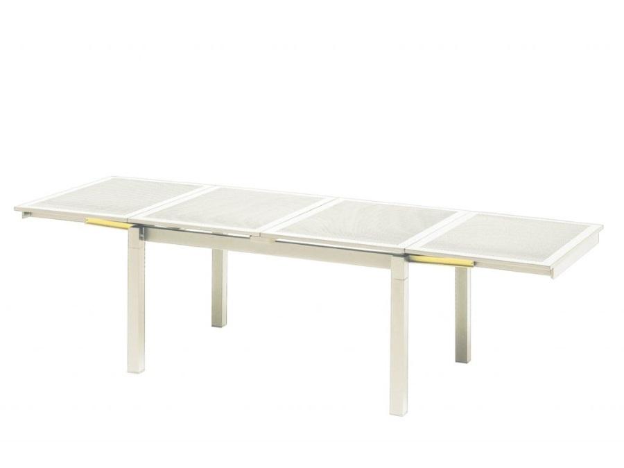 Tavolo 90 X 90 Allungabile Bianco.Emu Mito Tavolo Allungabile 140 130 X 90 Cm Bianco Lucido Acquista